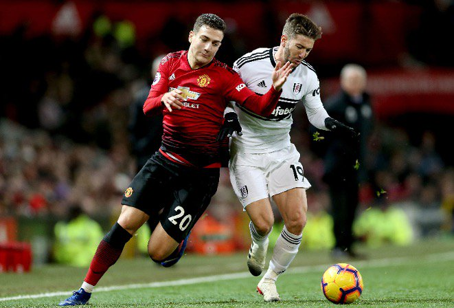 Diogo Dalot delights Man Utd fans with what he did in win over Fulham Photo