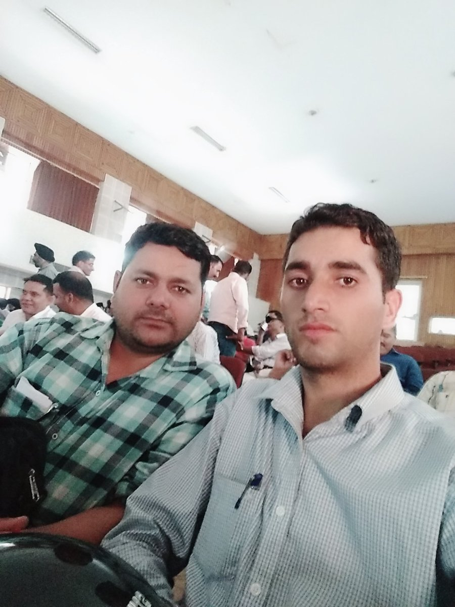 Pic with my friend