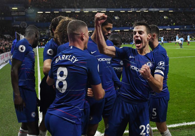 Chelsea are unbeaten in 12 #PL matches at Stamford Bridge, their longest such run on home soil since August 2015 #CHEMCI Photo