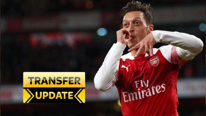 TRANSFER NEWS Özil im Winter zum Schnäppchenpreis nach Italien? #SkyTransfer Foto