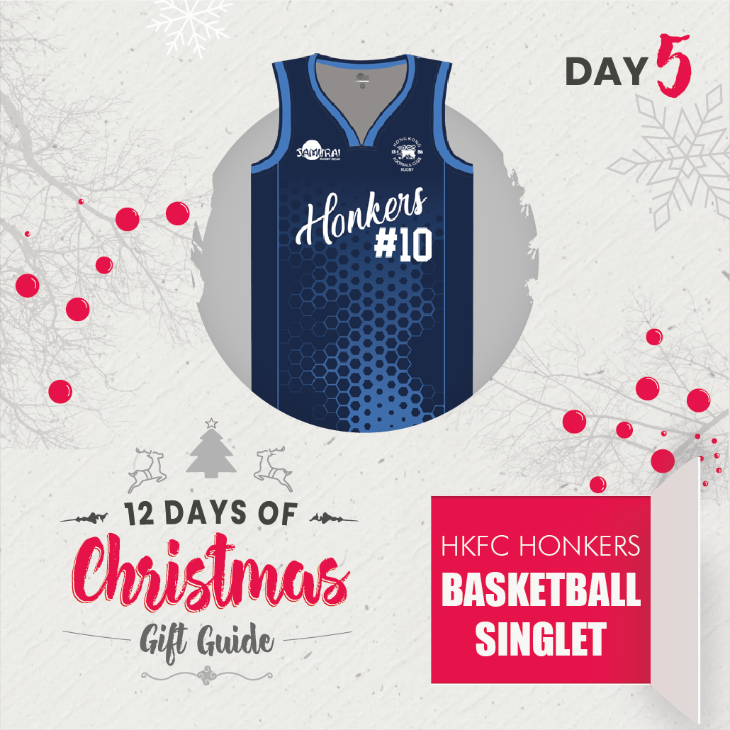test Twitter Media - Something a little different on a Sunday - our Hong Kong FC basketball singlet features on day 5 of our 12 Days of Christmas Gift Guide: https://t.co/INdbsGeqyD https://t.co/xekMAoQwEy