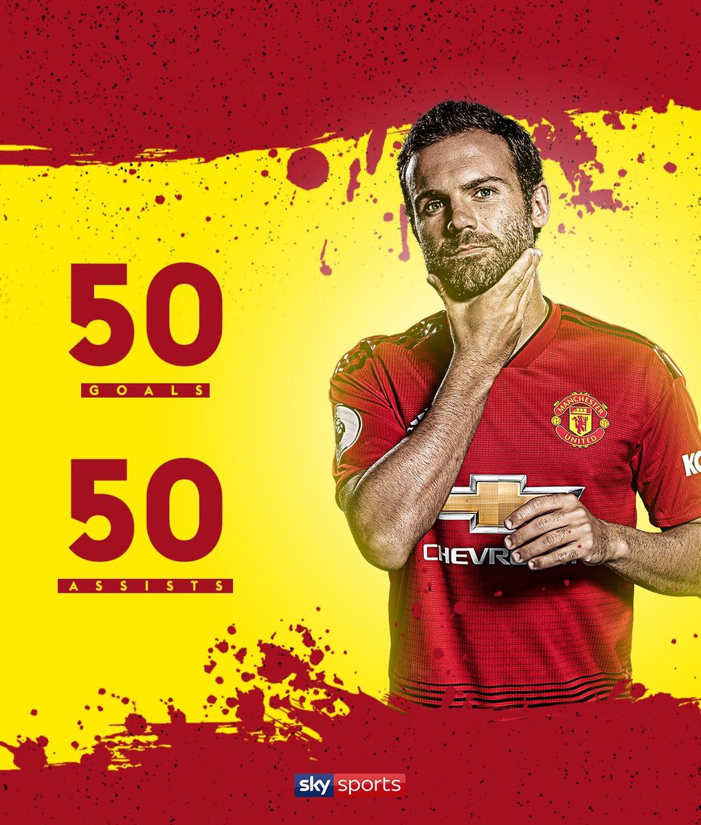 Have said it for a while. De Gea aside. @juanmata8 has been our best player post Sir Alex. Consistent, productive & mostly done out of position. Pleasure to have seen him at United. Hope he stays and makes the trip to Perth #mufc #MUFCinPerth 🇾🇪 https://t.co/SFCwrFXZBY