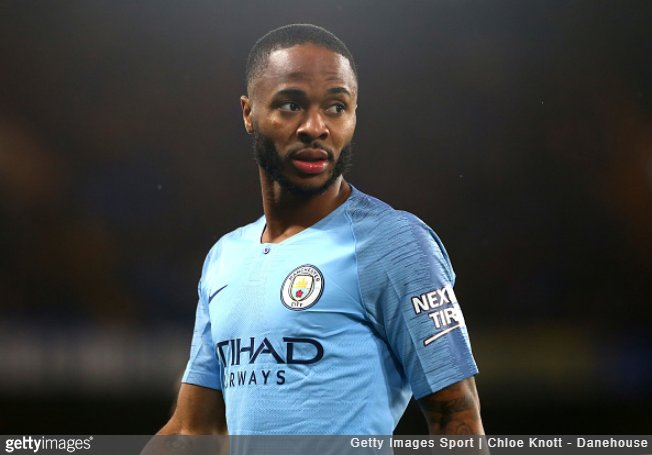 Police And Chelsea Launch Investigation After Moronic Fans Caught On Camera Racially Abusing Raheem Sterling (Video) via @waatpies Photo