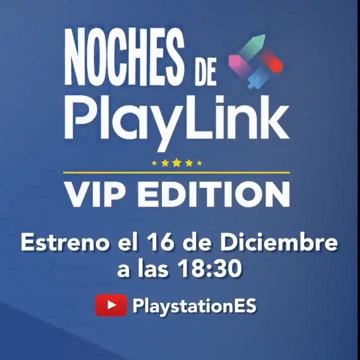 ¡Vuelve #NochesDePlayLink con su VIP EDITION!🎉 @lolaindigomusic, @CristiPedroche, @JorgesCremades y @Spursito te esperan el próximo domingo 16 a las 18:30 en nuestro Youtube. ¿Quién ganará? 😎👉http://bit.ly/TNDPVIP