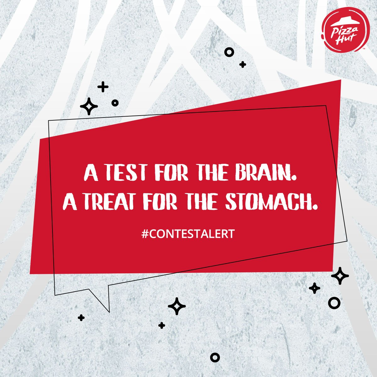 All the Pizza Hut lovers, stay tuned We have something fun planned for you. ContestAlert https t.co EcrVFtBjLq
