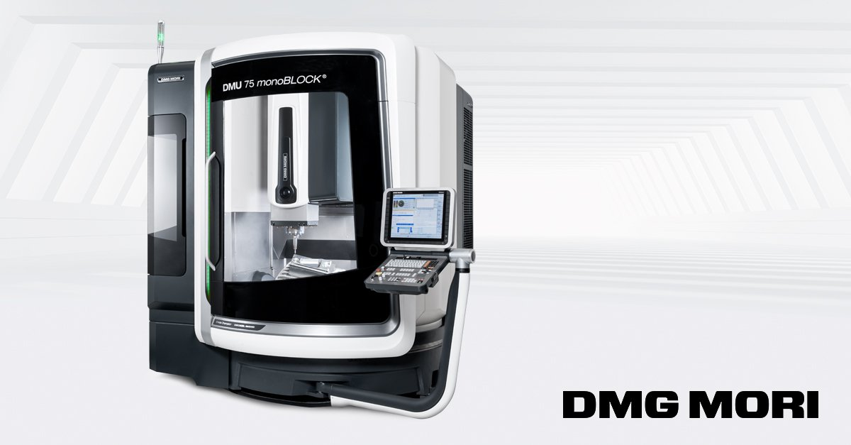 DMG MORI USA on Twitter: