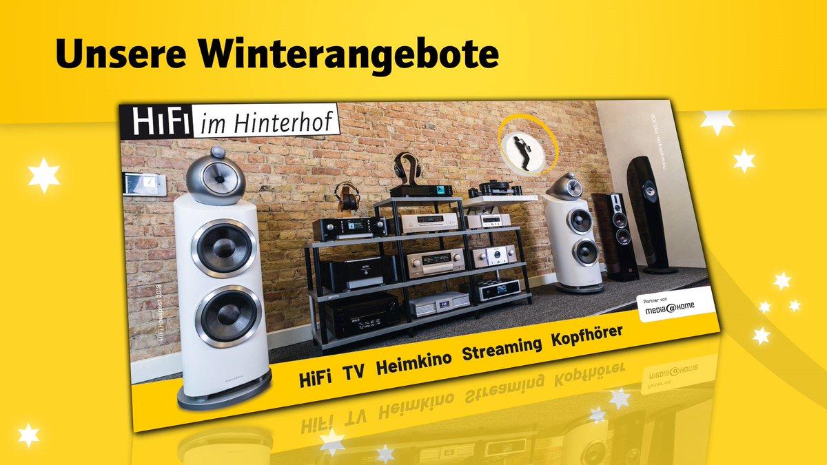 Hifi Im Hinterhof On Twitter Unsere Winterangebote Https