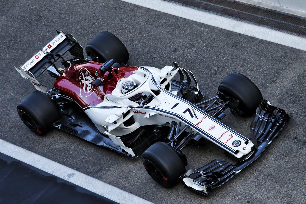 F1, test Abu Dhabi 2018. Vettel: