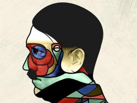 """bibliotheek vw on twitter: """"de documentaire hitler versus picasso"""