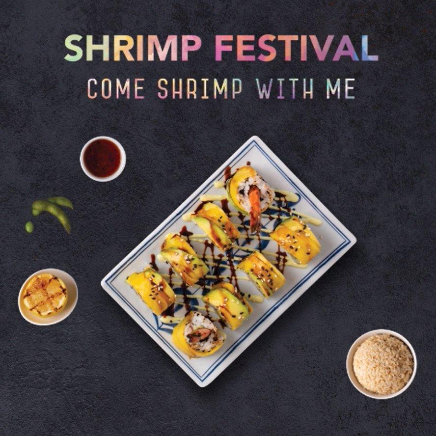 Celebrate Shrimp Festival with your friends at P.F. Chang's.  #PFChangsLebanon #ShrimpFestival #Friends #Shrimp #ShrimpWithMe #Celebration https://t.co/y3DFZEMZYk