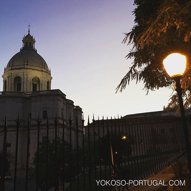 test ツイッターメディア - アルファマ地区、夕暮れのパンテオン。 #リスボン #ポルトガル https://t.co/bDIVaY0cqo