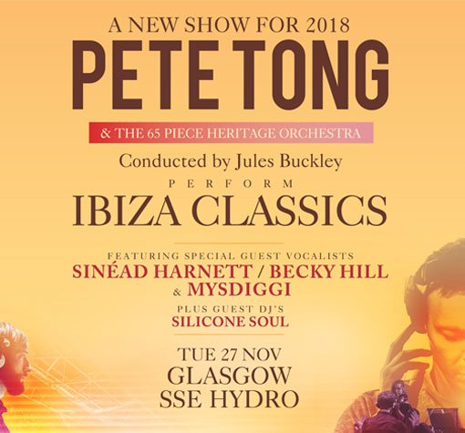 ⚡️⚡️⚡️FLASH COMPETITION⚡️⚡️⚡️  Like & RT to #WIN a pair of tickets for tonight @petetong   Winner will be announced at 2PM  https://bit.ly/2CaBxQH
