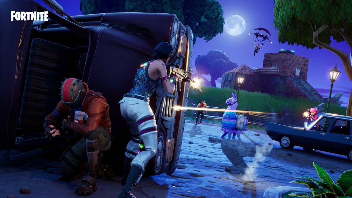 Fortnite modes today