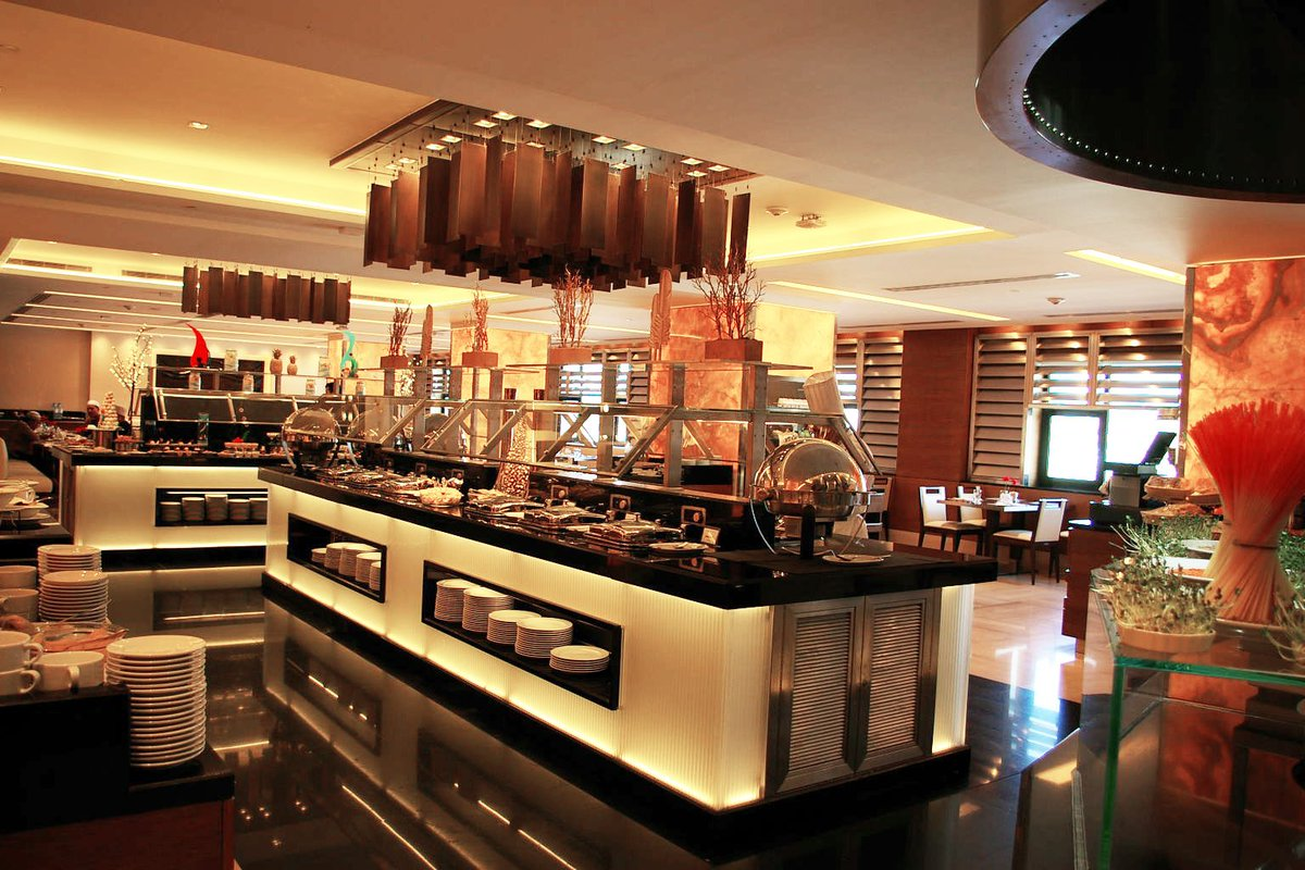Tricon On Twitter Case Study The Oberoi Hotel Madinah Tricon S Scope Of Work Was To Redesign The 150 Seat All Day Dining Restaurant Which Included Buffet Stations And A Show Cooking