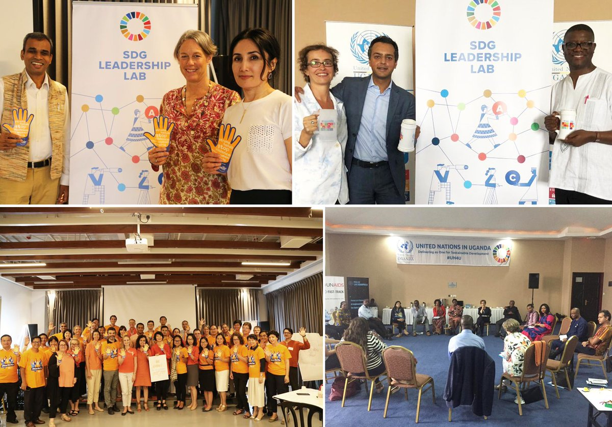 Thrilled to be working with UN to develop the leadership and innovation capabilities to achieve the SDGs @UNCambodia @ptamesis #NextGenUNCambodia  #leadership #SDGs @UN_SDG https://twitter.com/presencing_inst/status/1067343215433519104…