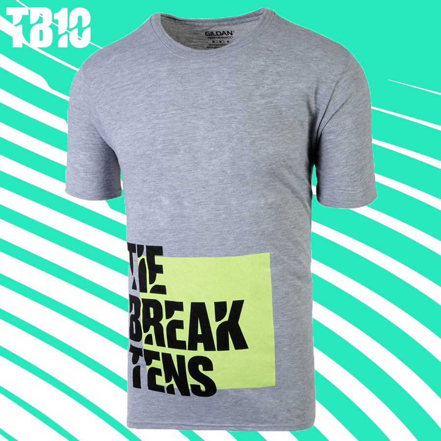 Tie Break 10 merch is now live!! 👕💸 Use code TBT10 for a discount! tennispro.eu/clothing/mens/…