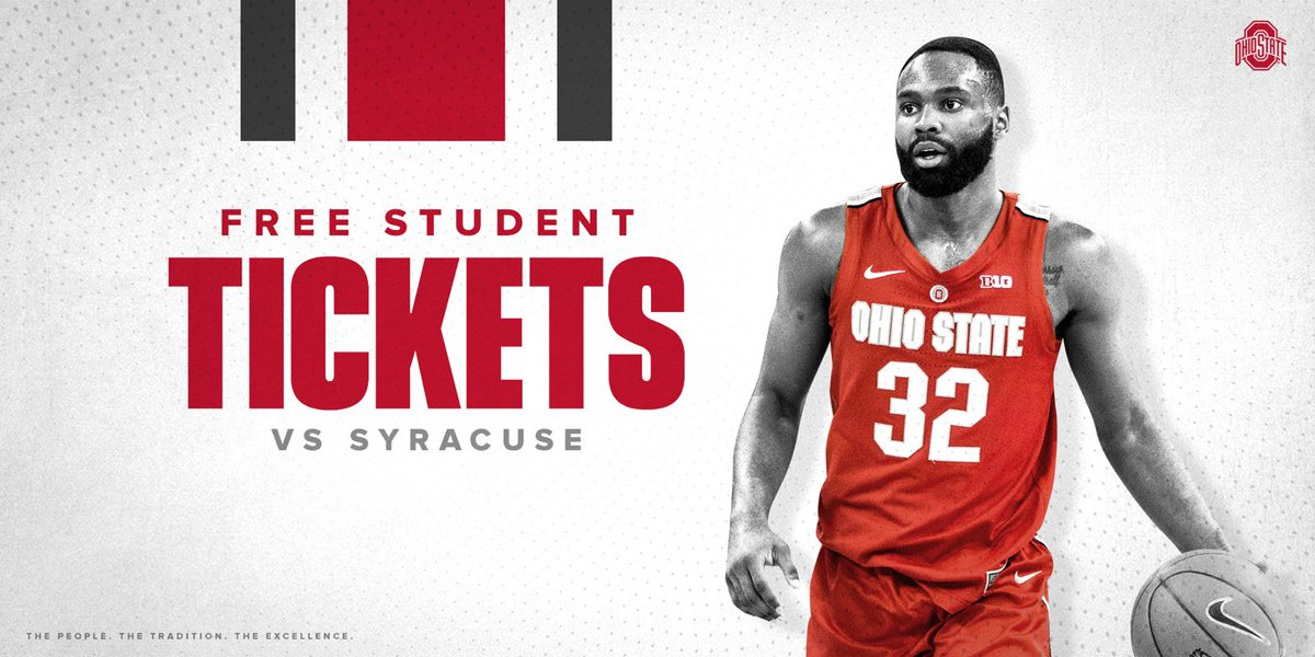 Ohio State Hoops On Twitter Students There S Still Time To