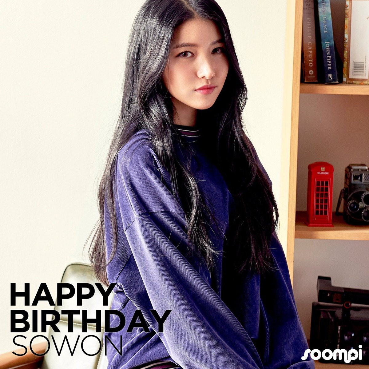 Soompi's photo on #HappySowonDay