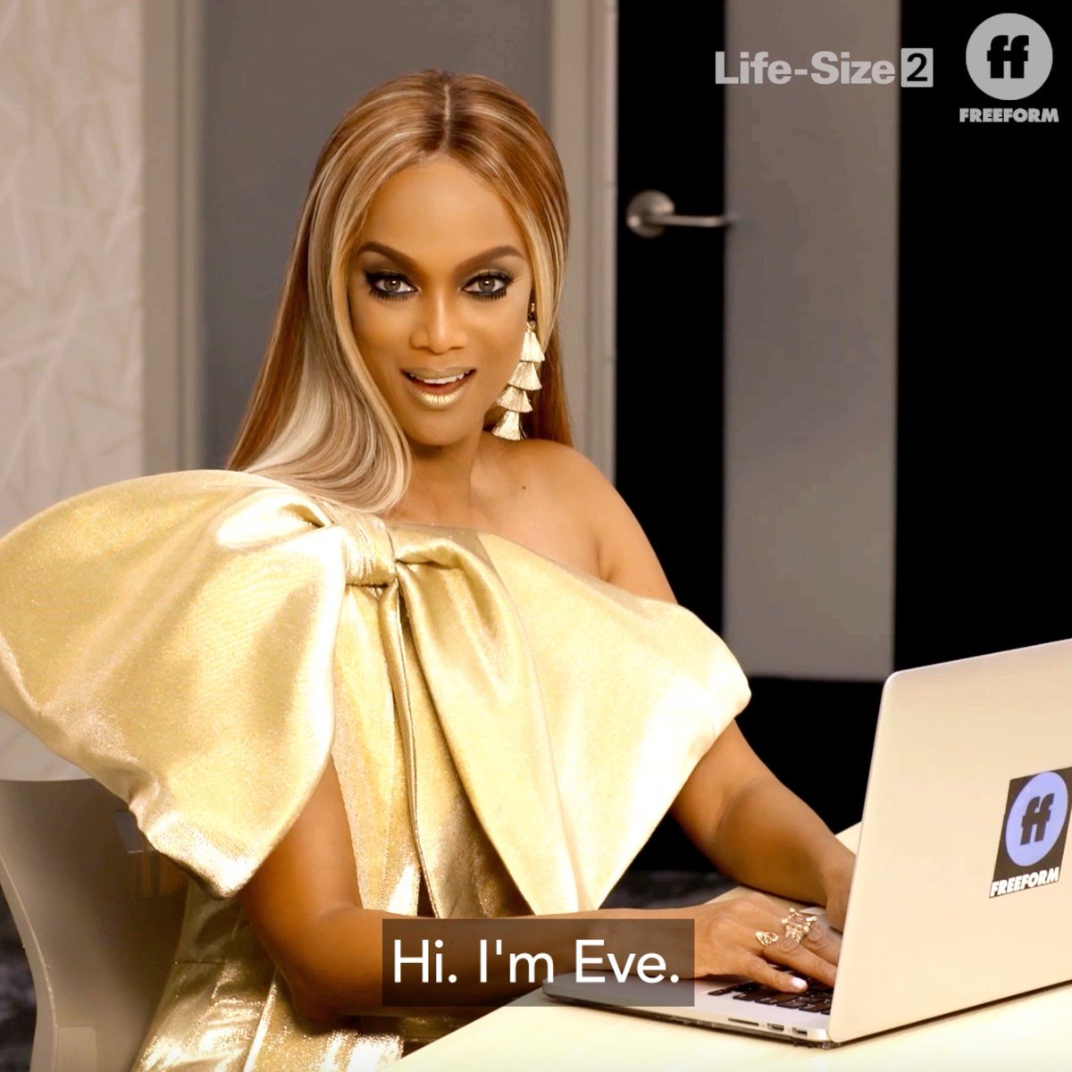 """Tyra Banks On Twitter: """"Eve Is Telling All The Social"""