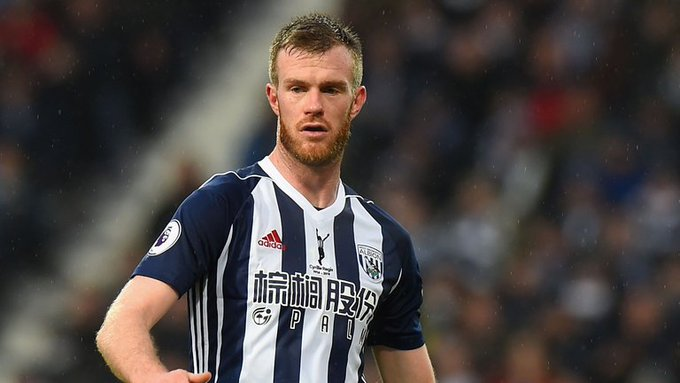Happy Birthday to midfielder Chris Brunt!
