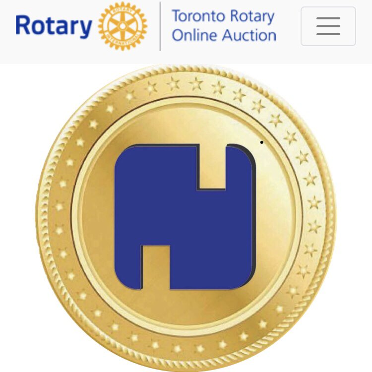 """The #NikoPowered community is proud to sponsor the """"Annual #TorontoRotary"""" Online Auction. Streaming LIVE on YouTube, Facebook & Twitch from 10am to midnight on December 1st, 2018.  Link: http://rotaryonline.auction/  #rotaryclub #rotaryclubinternational #cryptocurrency #massadoption"""