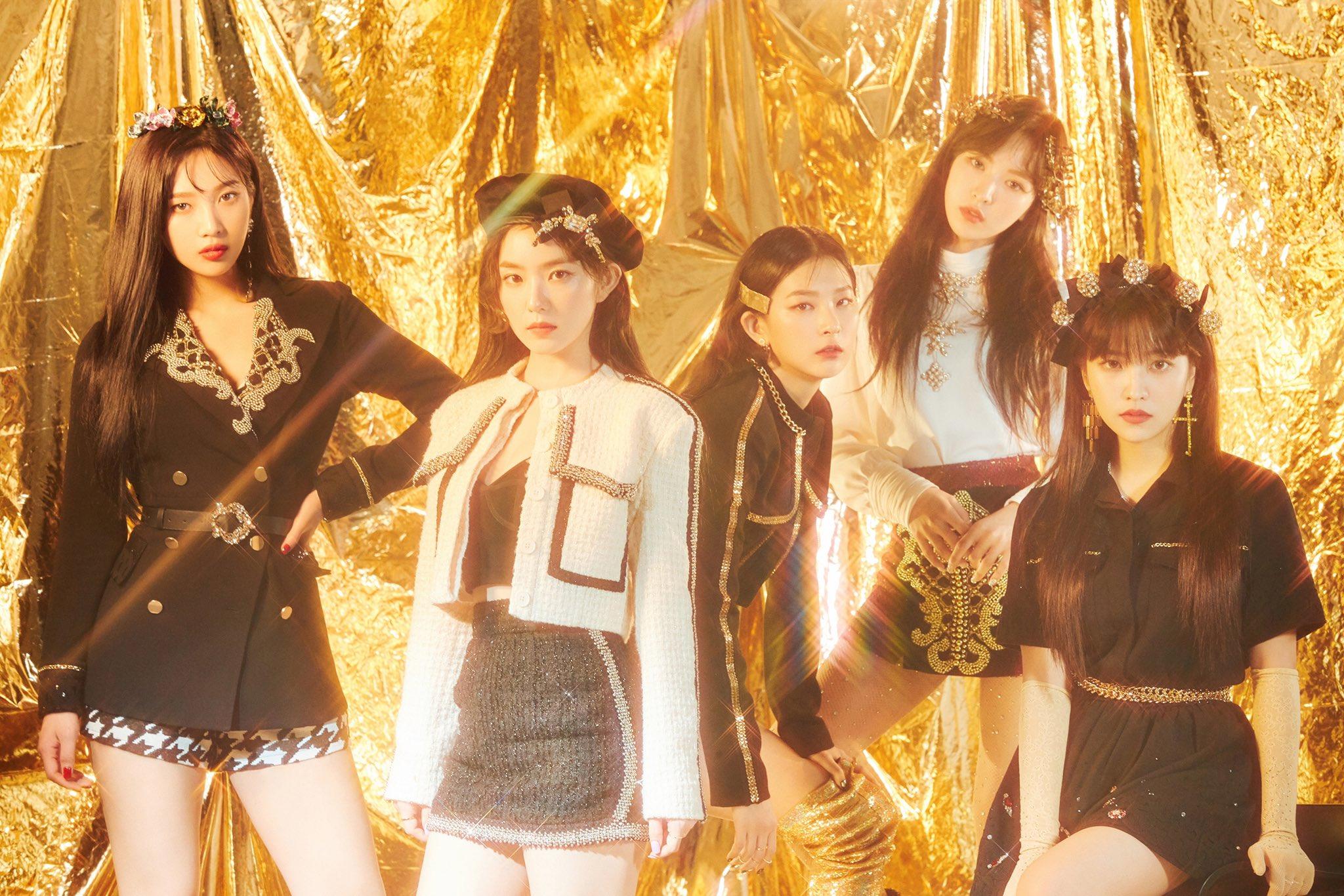 Red Velvet On Twitter Red Velvet 레드벨벳 The 5th Mini Album Rbb