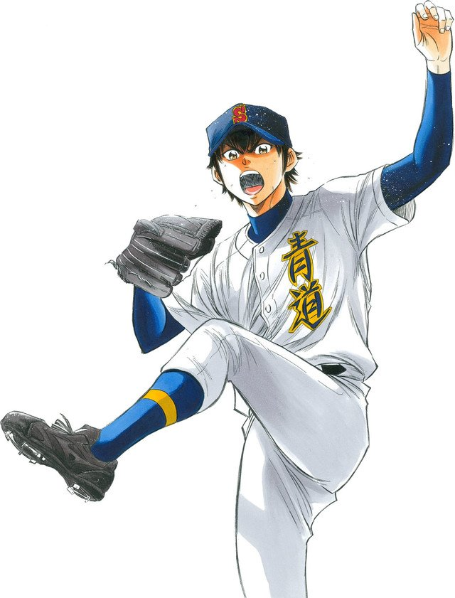 Pkjd On Twitter Diamond No Ace Act Ii Additional Anime Cast