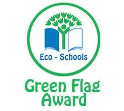 Image result for ecoschools green flag