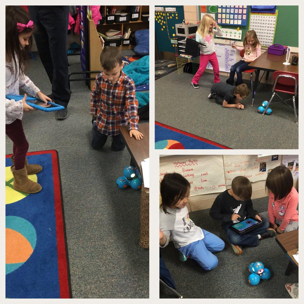 Tori Hostetter On Twitter Having 8 Dash Robots In Our Classroom Made For A Fun Morning Of Exploring KatieKibler1 Eglane66 Smedsam3