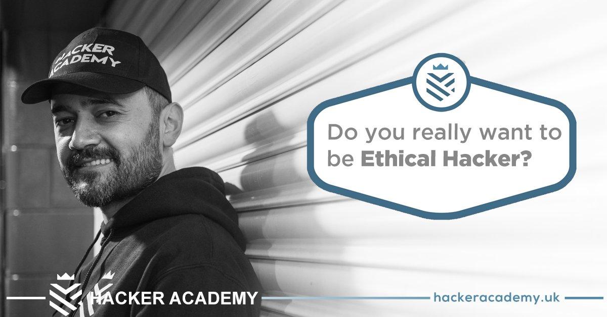 Hacker Academy on Twitter: