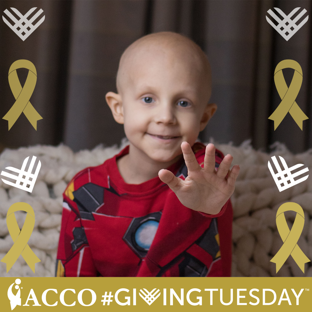 Childhood Cancer On Twitter Today Is Givingtuesday Start A