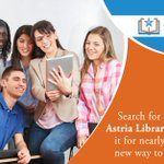 Search for any textbook on Astria Library and download it for nearly free. This is the new way to save for #college.  https://t.co/BUFFLB8GEa