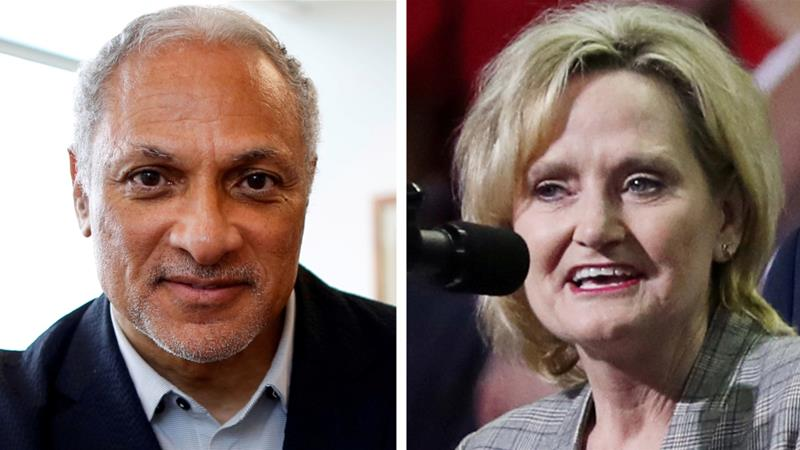 Mississippi votes in last US Senate race of #Midterm2018 marked by racial controversy https://t.co/UFznCKcuME