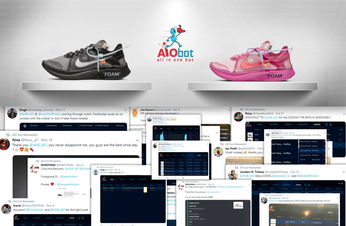 AIO bot on Twitter: