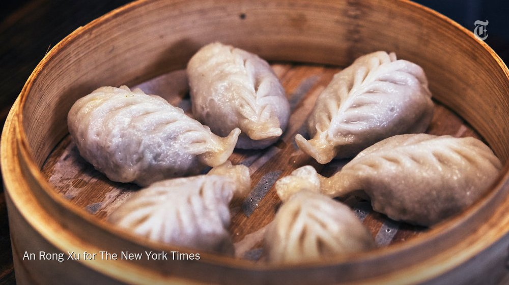 Forest Hills, Queens: tennis, Tudor homes — and dumplings. The neighborhood's new infusion of creative Chinese restaurants. https://nyti.ms/2RdnJwc