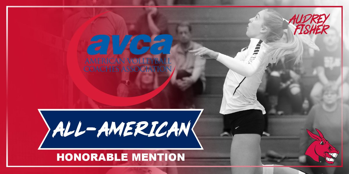 Kylie Hohlen earns her 2nd and Audrey Fisher her first career All-American honor! #teamUCM