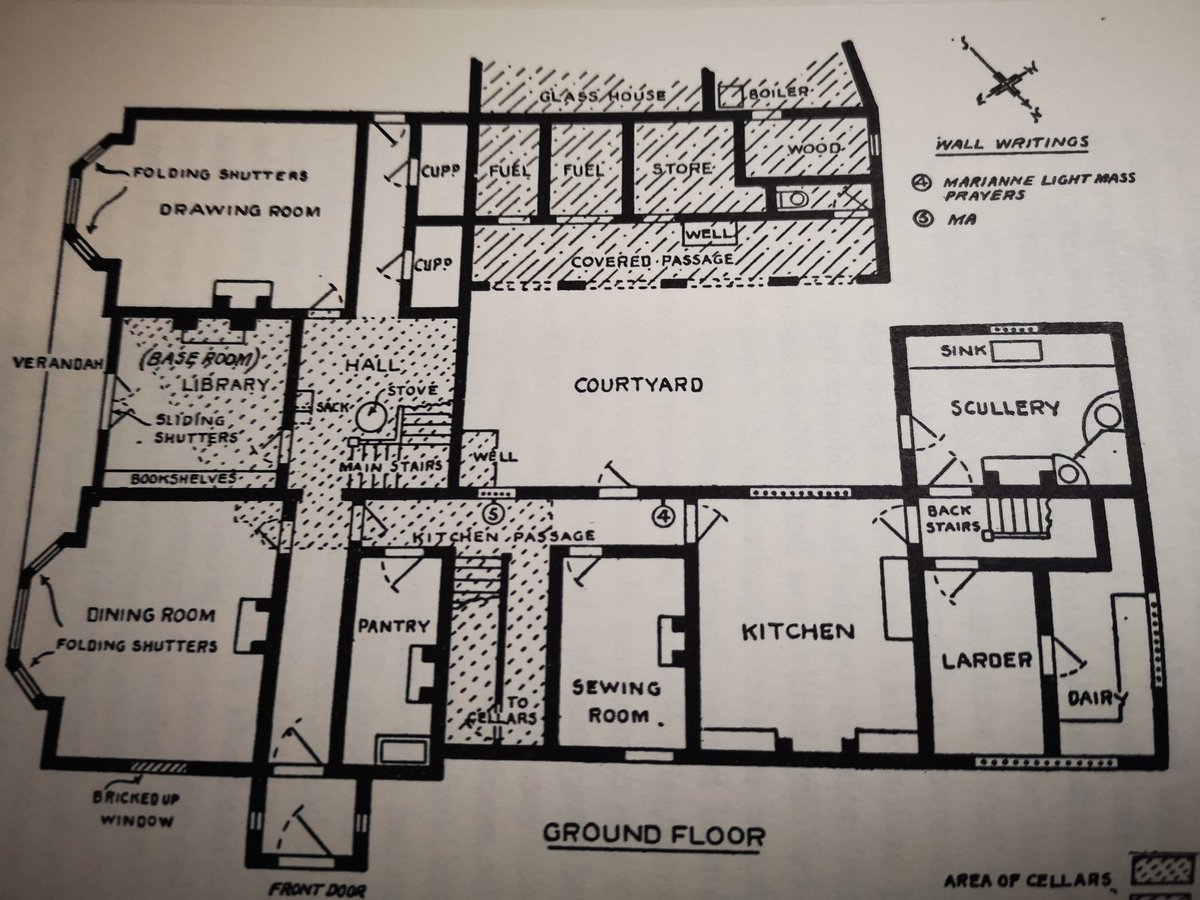 Skionar On Twitter Favourite Abandoned Project Trying To Find Evidence That The Board Game Clue Cluedo Was Influenced By The Maps Of Borley Rectory In The Harry Price Books Https T Co Oyfwwvd29x