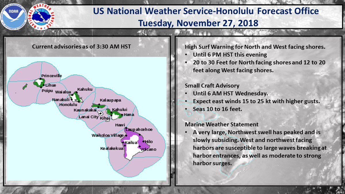 Kahuku hawaii weather forecast