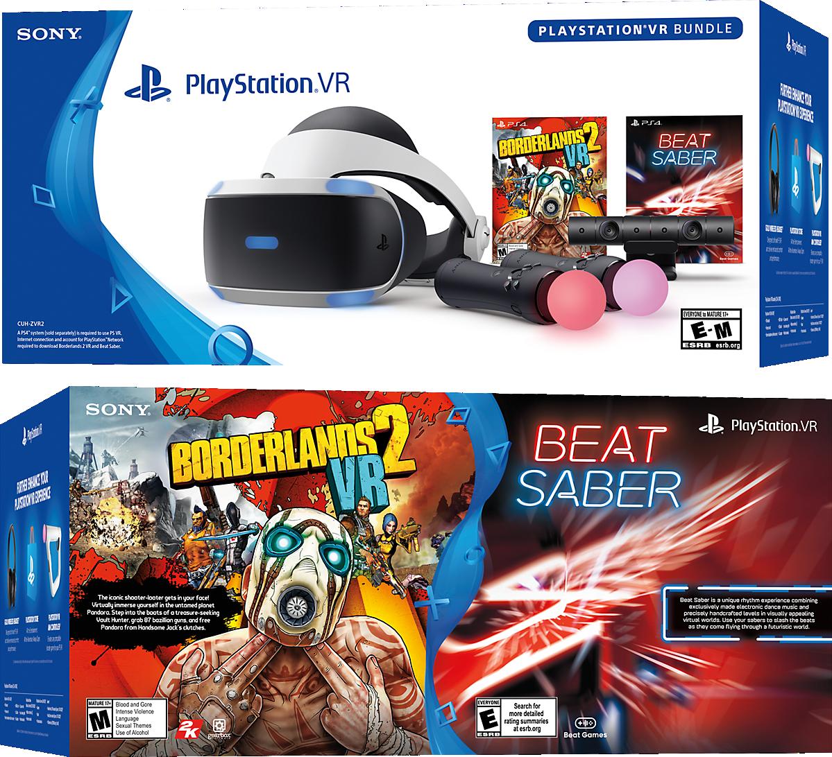 Wario64 On Twitter Playstation Vr Borderlands 2 Vr And Beat Saber Bundle Is Up For Preorder At Gamestop 349 99 Https T Co Jgrqxokgvh Best Buy Https T Co Aq0ffl8y3l Https T Co Tng68vgk3m