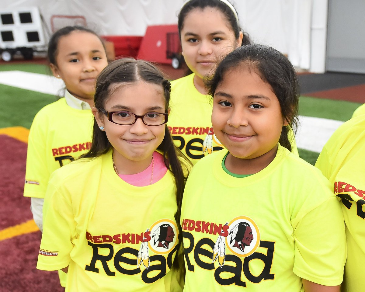 Leveling Playing Field For Our Kids >> Redskins Community On Twitter Help Us Continue To Level The