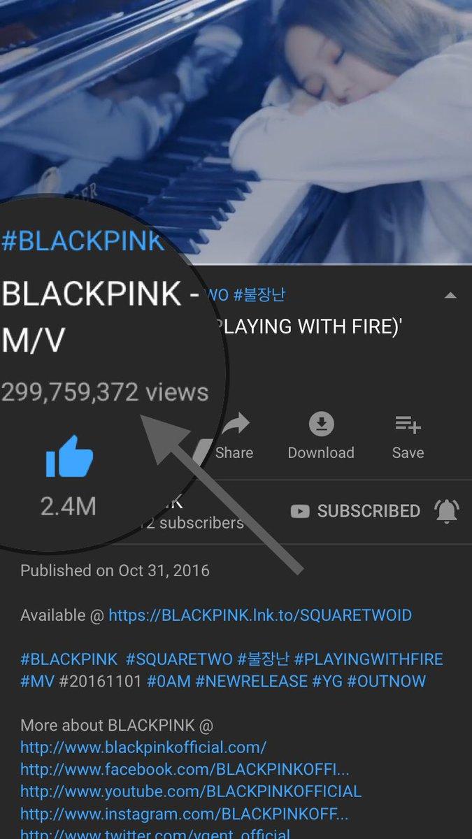 Blackpink Billboard On Twitter Blackpink S 불장난