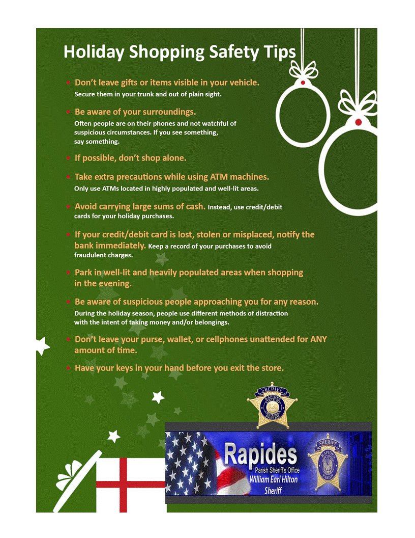 Rapides Sheriff on Twitter: