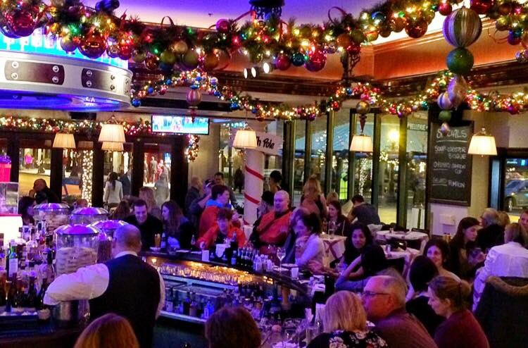Image result for TAVERN ON RUSH CHRISTMAS pictures