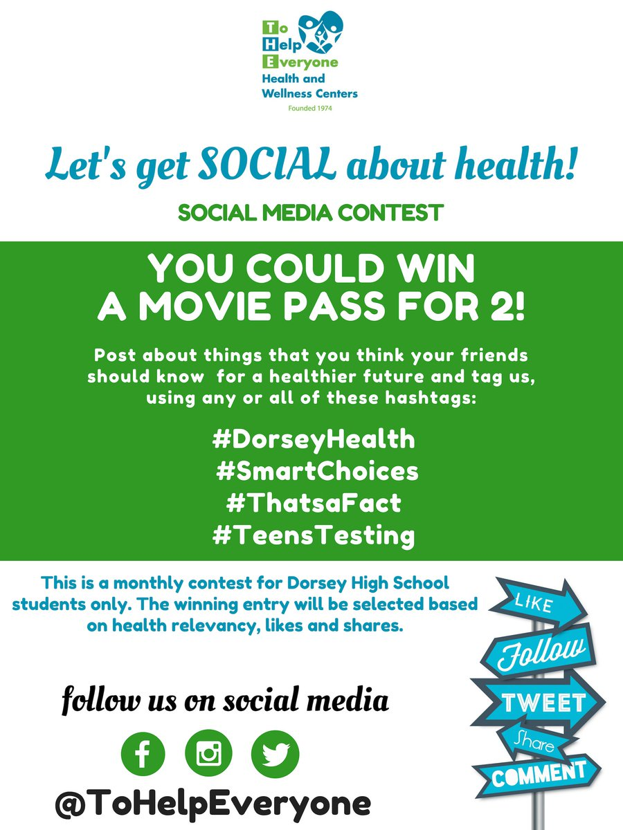 Know It 2 Own It Advocating For Your >> T H E On Twitter Check Out This Monthly Social Media Contest For