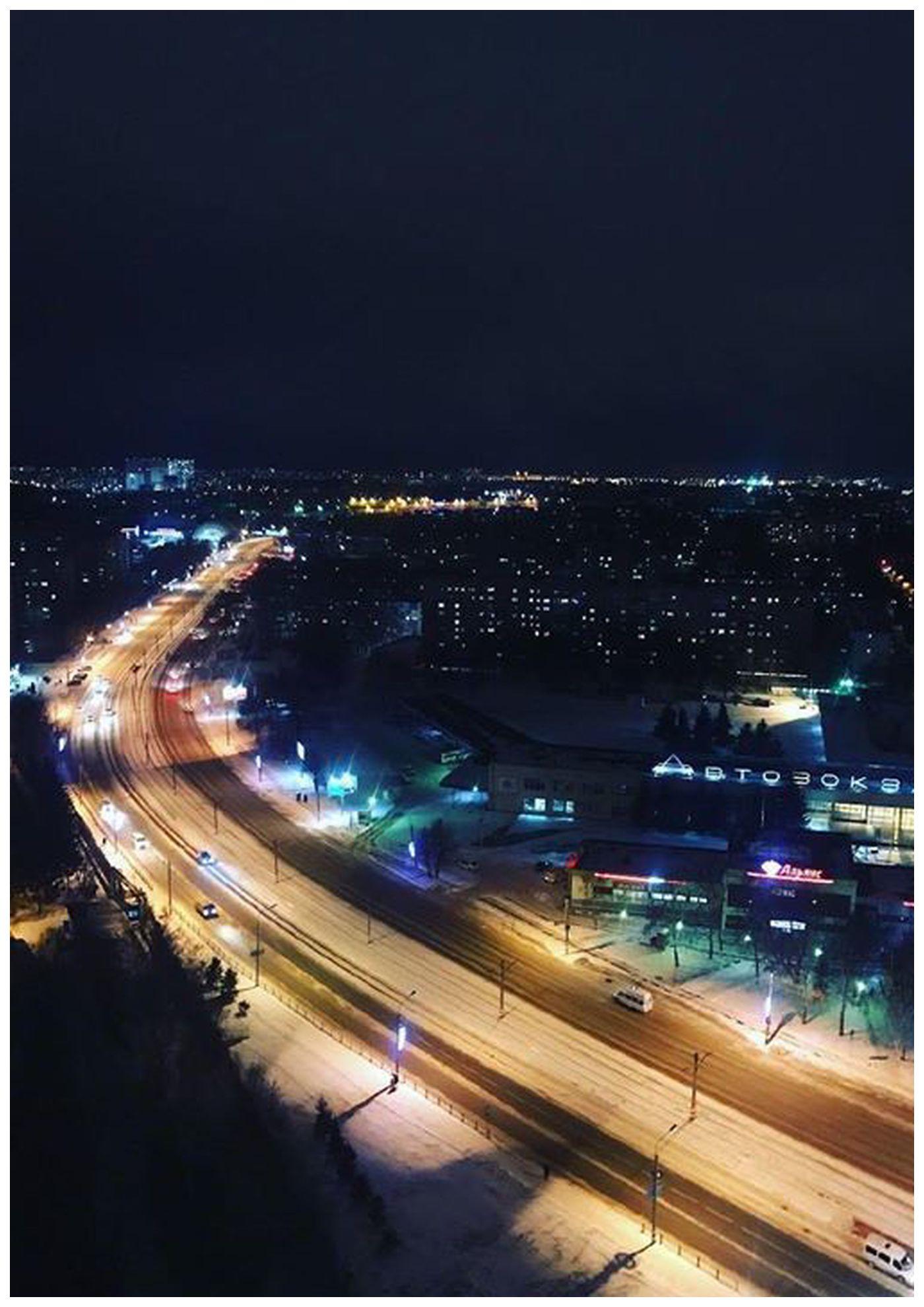 фото ночной ульяновск замечательный пример