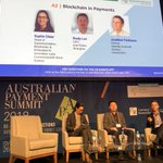 Image for the Tweet beginning: Australian Payment Summit is on!