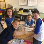 Image for the Tweet beginning: 2nd graders learning how to