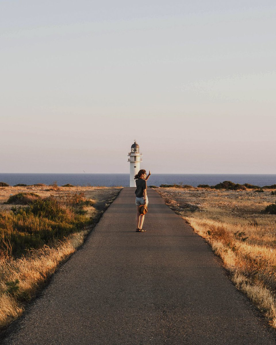 Far de Barbaria, Formentera #EstrellaGuide Discover more Mediterranean spots here: https://t.co/1IhpnxtjXl https://t.co/0IXgmXbo96