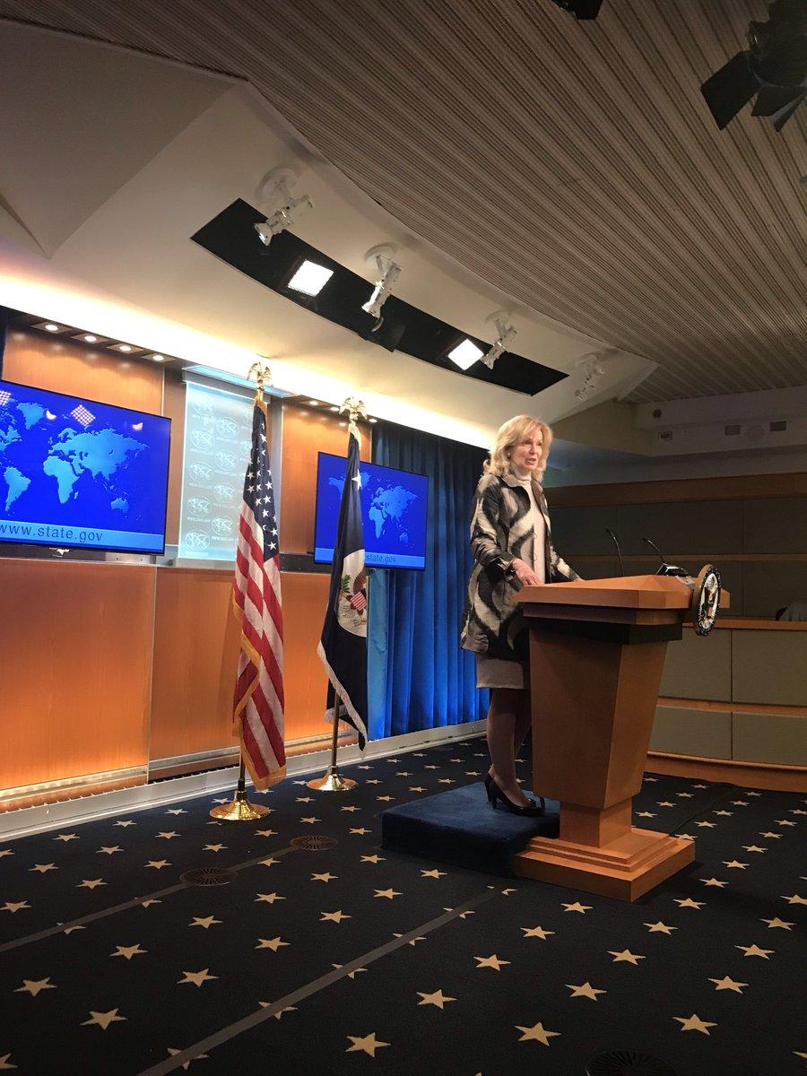 Ambassador Deborah Birx highlighting ...