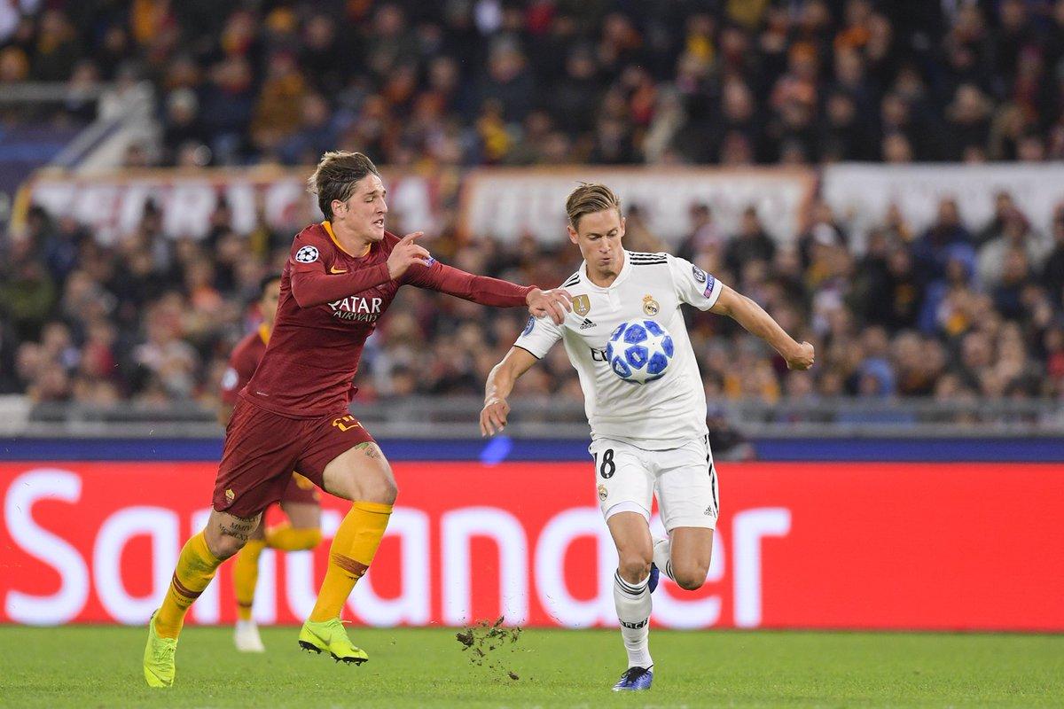 ЛЧ. Рома - Реал 0:2. Прирученные волки - изображение 1